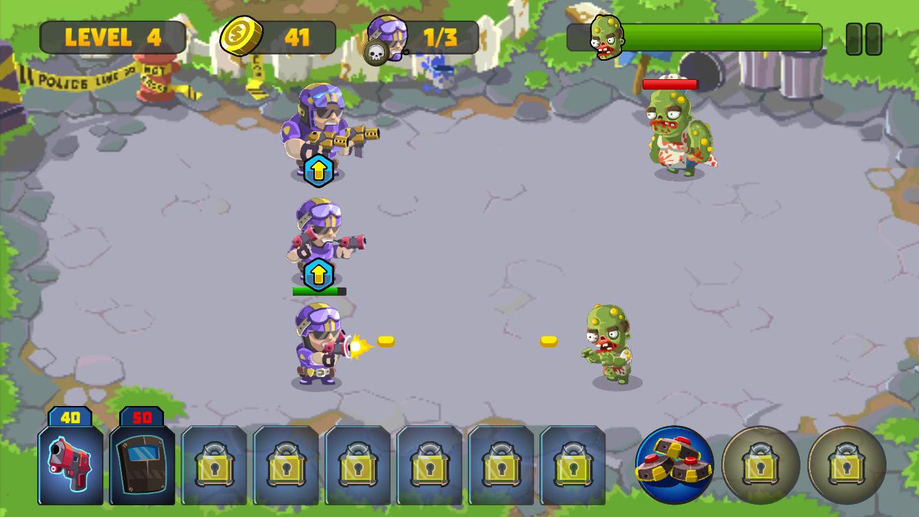 Squad Wars Pro androidアプリスクリーンショット1