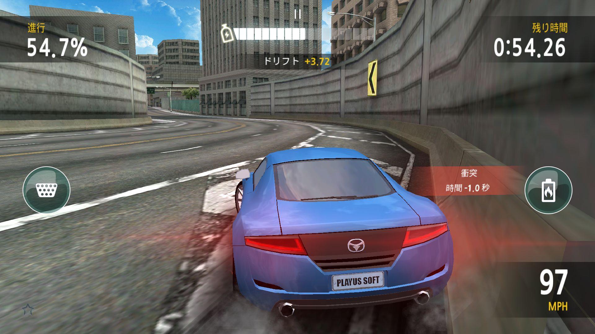 レーシング・タイム androidアプリスクリーンショット1
