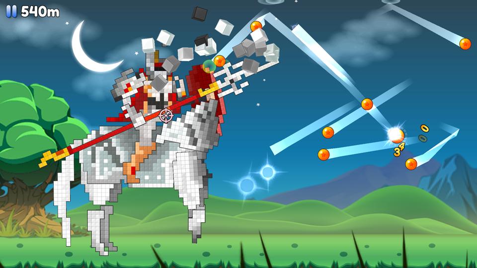 Block Monster Breaker androidアプリスクリーンショット1