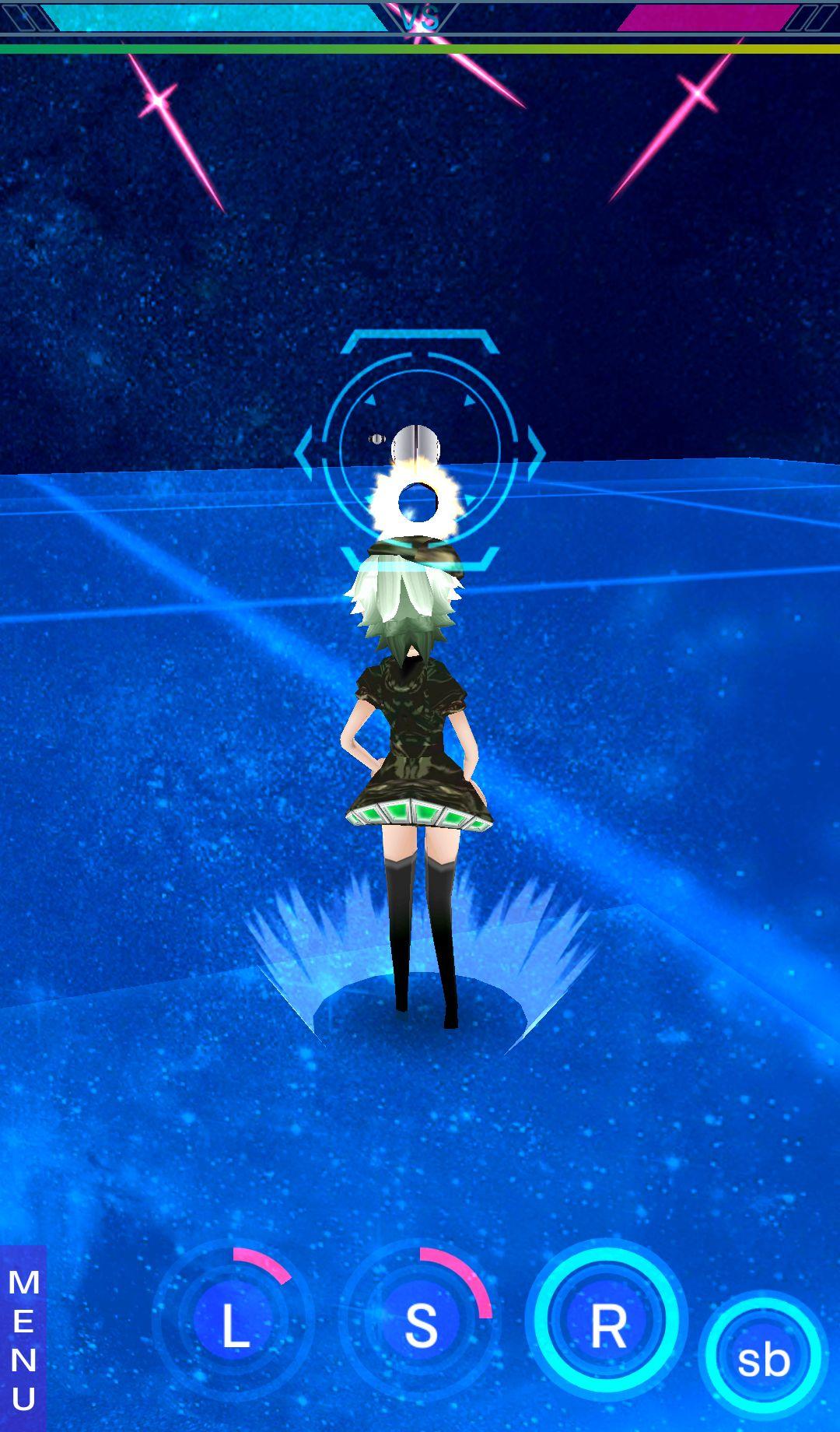 androidアプリ ロストワークスアリーナ(Lostworks Arena)攻略スクリーンショット4