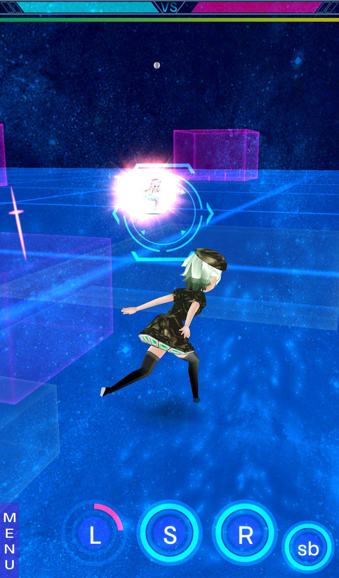 ロストワークスアリーナ(Lostworks Arena) androidアプリスクリーンショット1
