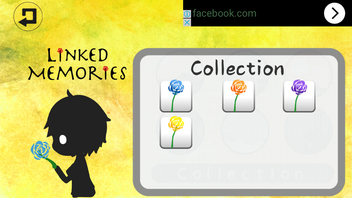 androidアプリ Linked Memories (赤い糸の思い出)攻略スクリーンショット2