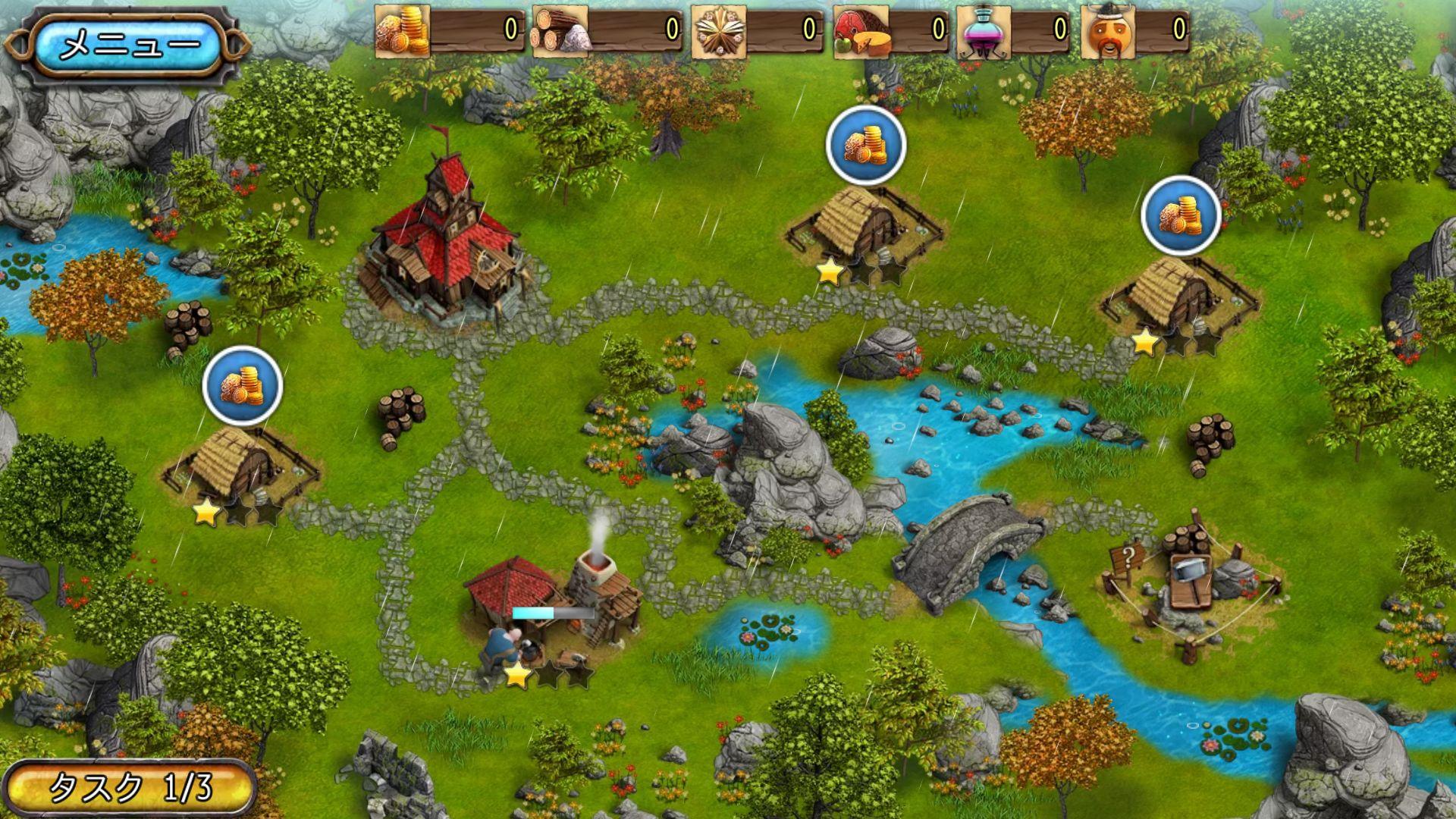 キングダムテイルズ2(Kingdom Tales 2) androidアプリスクリーンショット1
