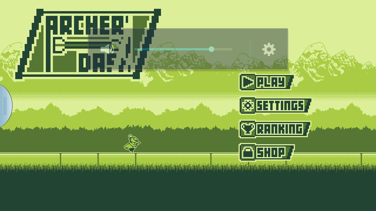 androidアプリ Archer Dash 2攻略スクリーンショット1