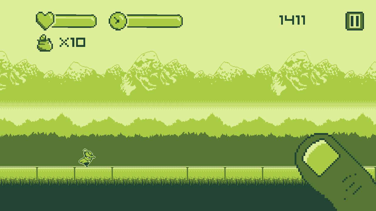 androidアプリ Archer Dash 2攻略スクリーンショット2