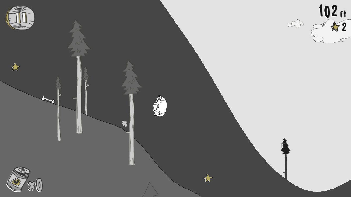 androidアプリ Doofus Drop攻略スクリーンショット2