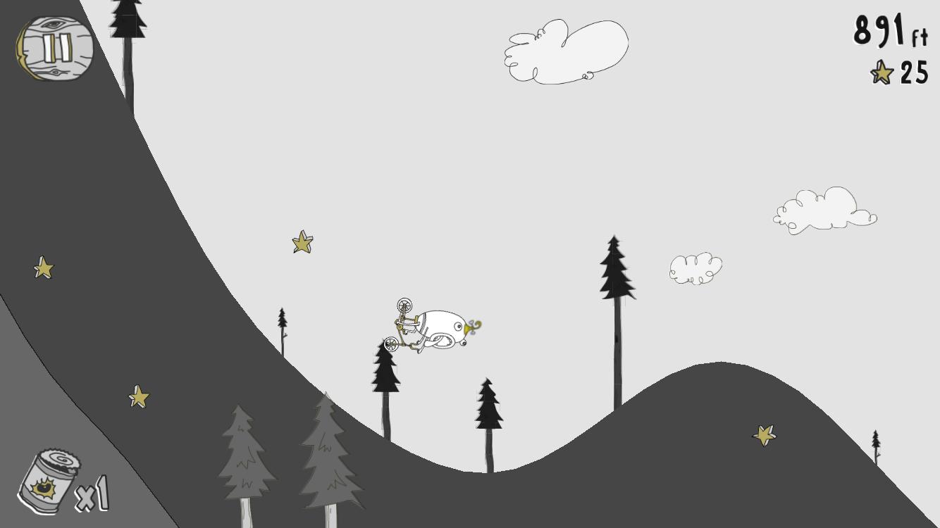 androidアプリ Doofus Drop攻略スクリーンショット3