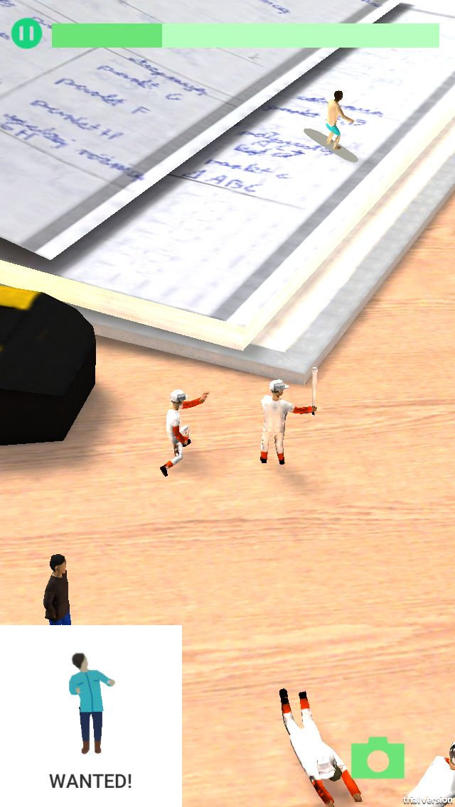androidアプリ ミニチュアストーリーズ(Miniature Stories)攻略スクリーンショット4