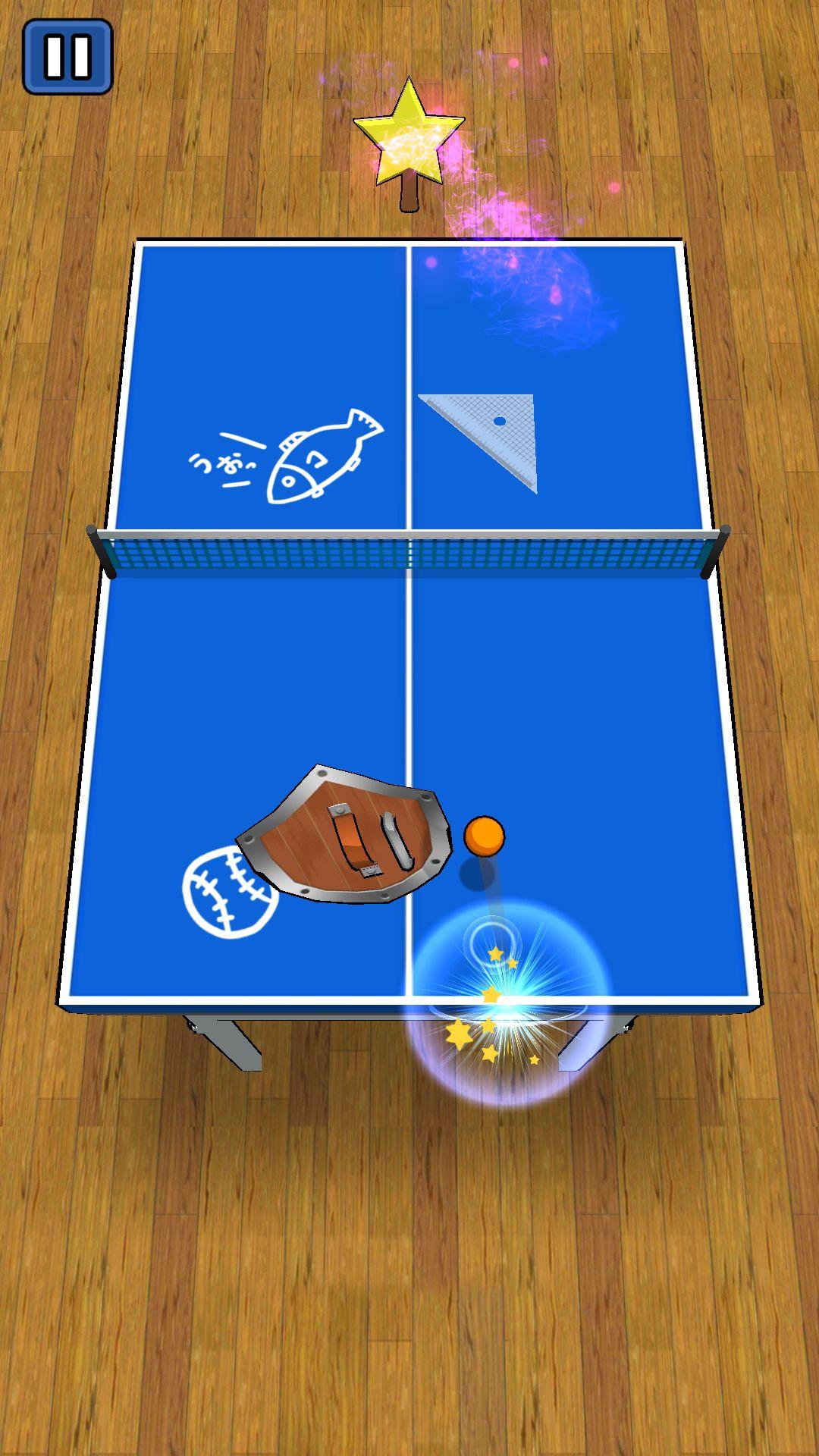 机で卓球 androidアプリスクリーンショット2