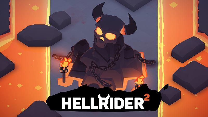 androidアプリ Hellrider 2攻略スクリーンショット1