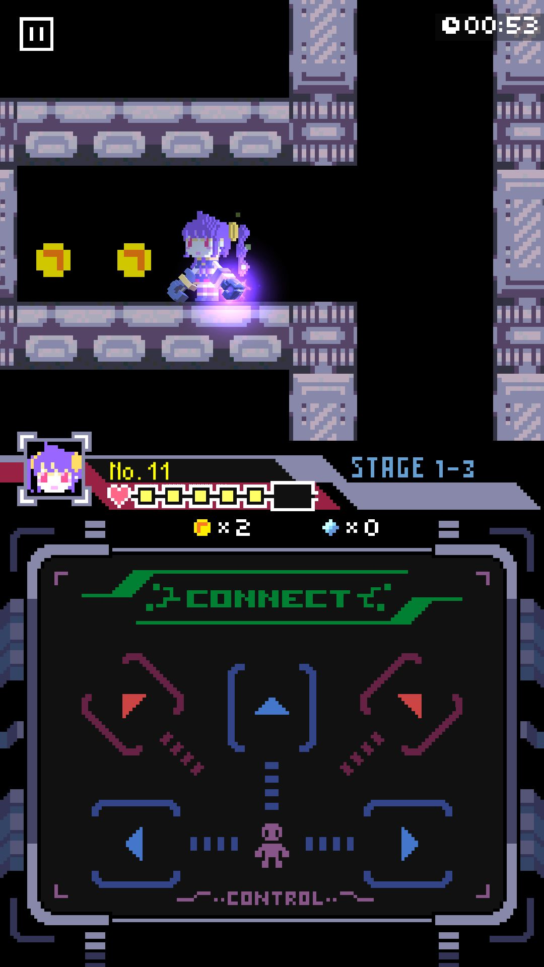 androidアプリ コネクト&ブレイク(Connect & Break)攻略スクリーンショット5