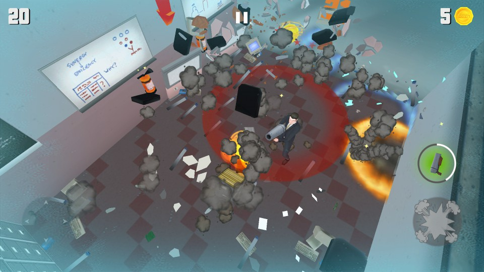 Super Smash the Office(Smashy Office) androidアプリスクリーンショット2