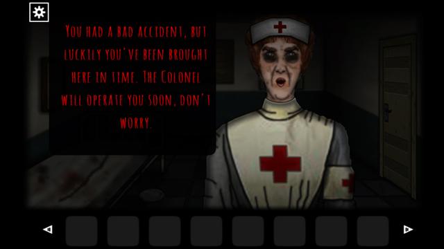 androidアプリ フォーゴットンヒル:サージェリィ(Forgotten Hill: Surgery)攻略スクリーンショット2