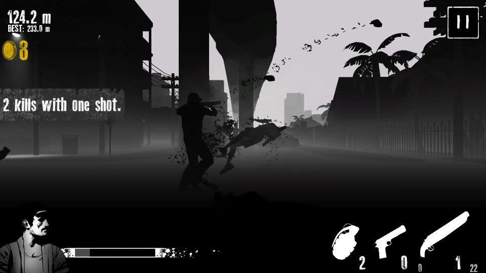 androidアプリ Fear the Walking Dead : Dead Run攻略スクリーンショット3