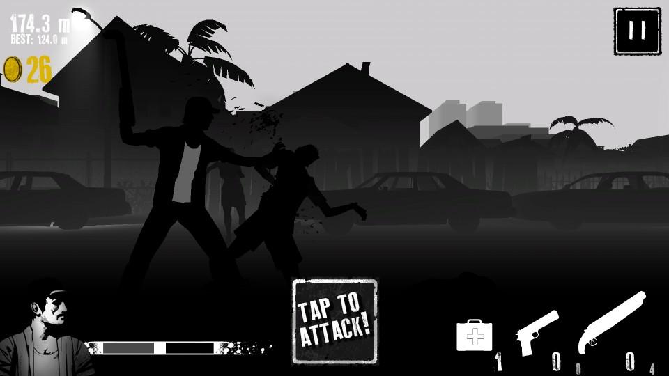 androidアプリ Fear the Walking Dead : Dead Run攻略スクリーンショット4