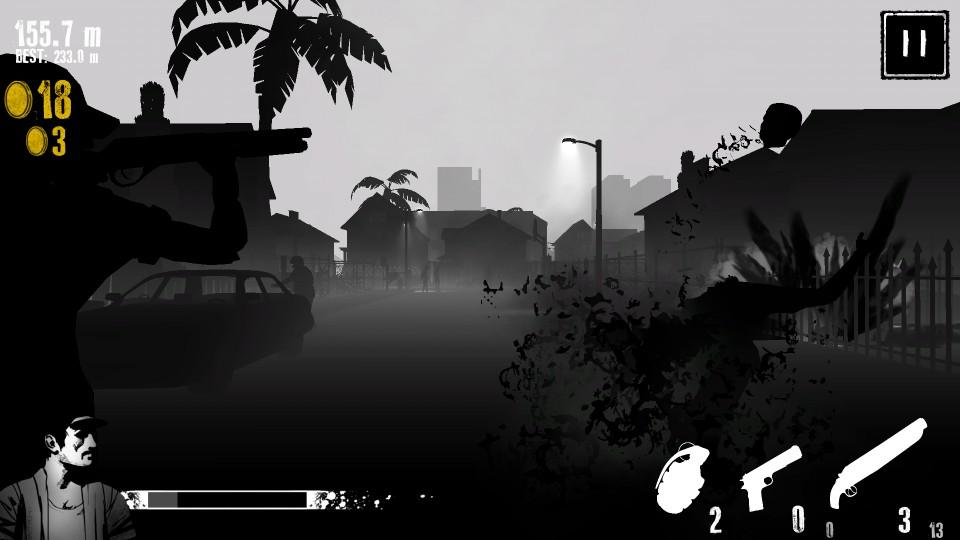 androidアプリ Fear the Walking Dead : Dead Run攻略スクリーンショット5