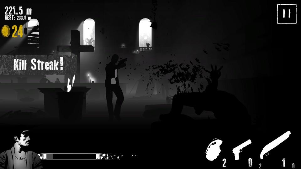 androidアプリ Fear the Walking Dead : Dead Run攻略スクリーンショット6