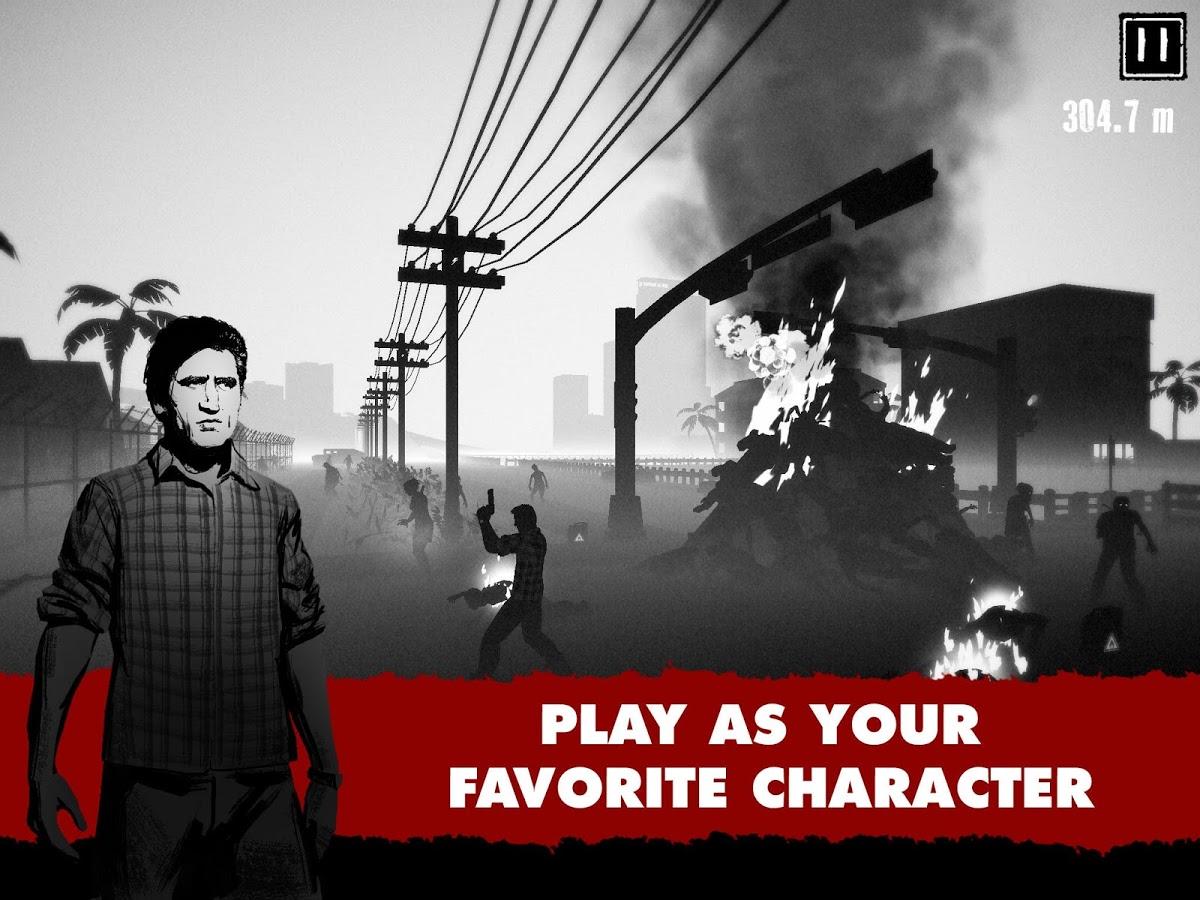 androidアプリ Fear the Walking Dead : Dead Run攻略スクリーンショット8