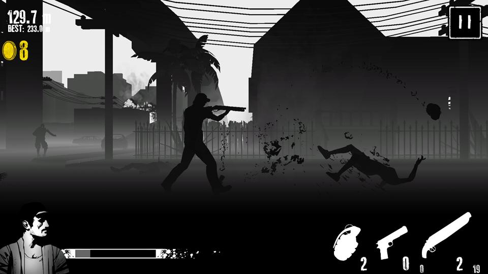 Fear the Walking Dead : Dead Run androidアプリスクリーンショット1