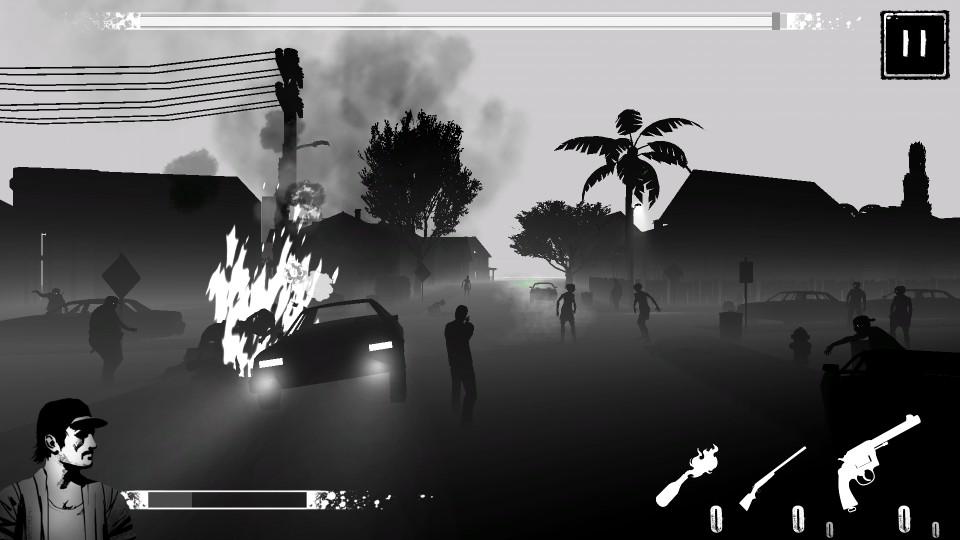 Fear the Walking Dead : Dead Run androidアプリスクリーンショット2