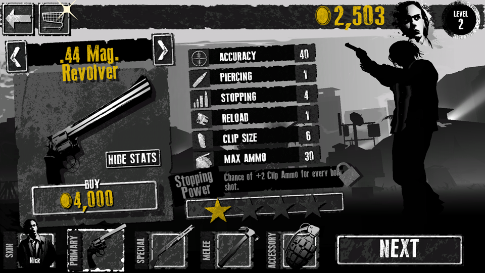 Fear the Walking Dead : Dead Run androidアプリスクリーンショット3