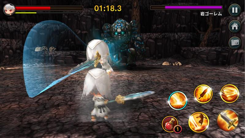 デモングハンター3 SE(Demong Hunter 3) androidアプリスクリーンショット1