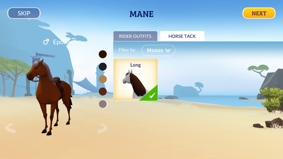 androidアプリ Horse Adventure: Tale of Etria攻略スクリーンショット2