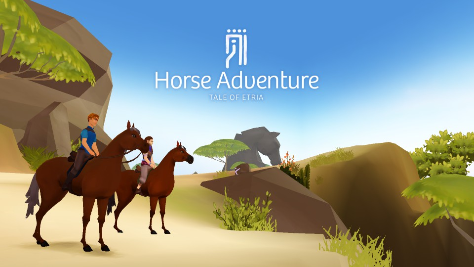 androidアプリ Horse Adventure: Tale of Etria攻略スクリーンショット3