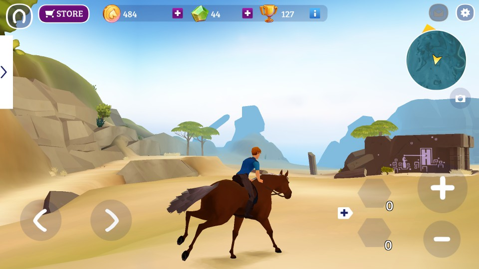 androidアプリ Horse Adventure: Tale of Etria攻略スクリーンショット4