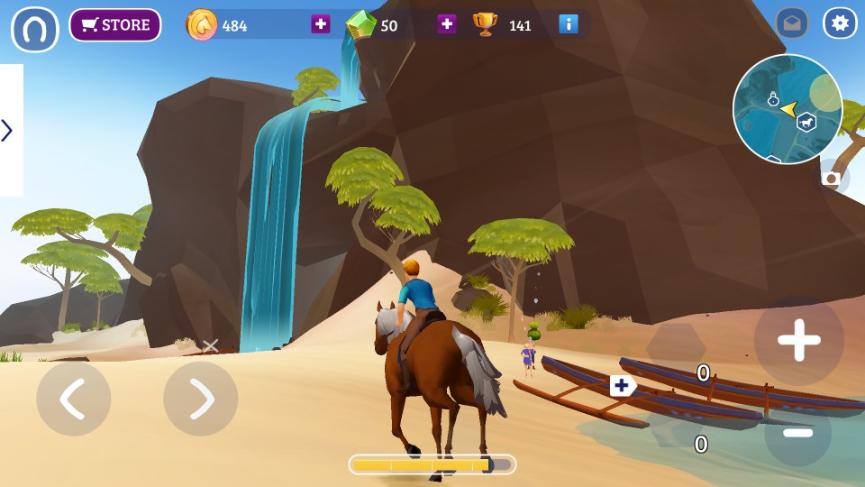androidアプリ Horse Adventure: Tale of Etria攻略スクリーンショット5