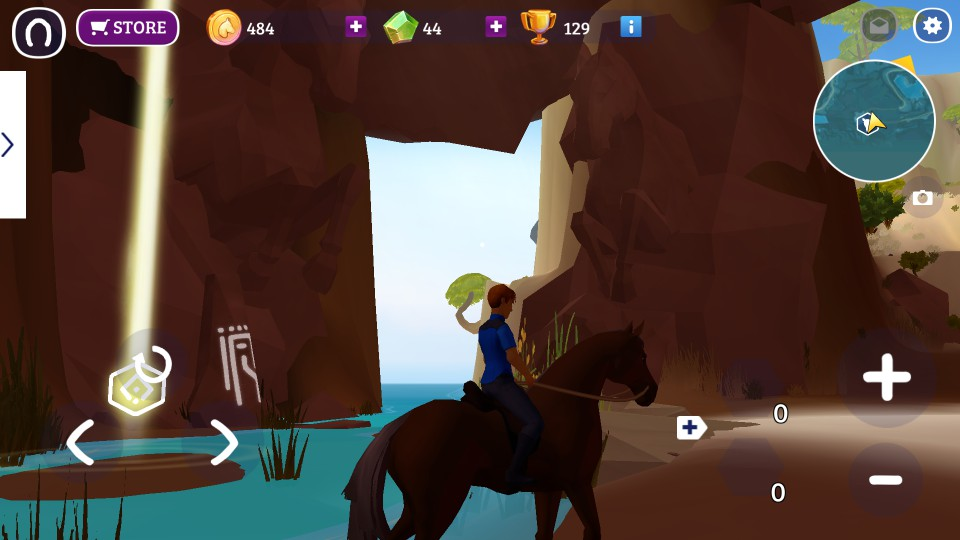 androidアプリ Horse Adventure: Tale of Etria攻略スクリーンショット6