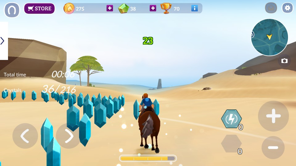 androidアプリ Horse Adventure: Tale of Etria攻略スクリーンショット7