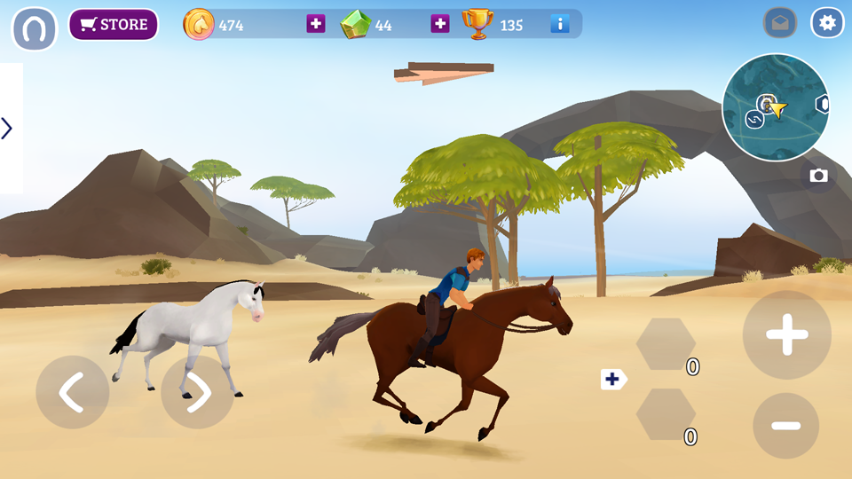 Horse Adventure: Tale of Etria androidアプリスクリーンショット2
