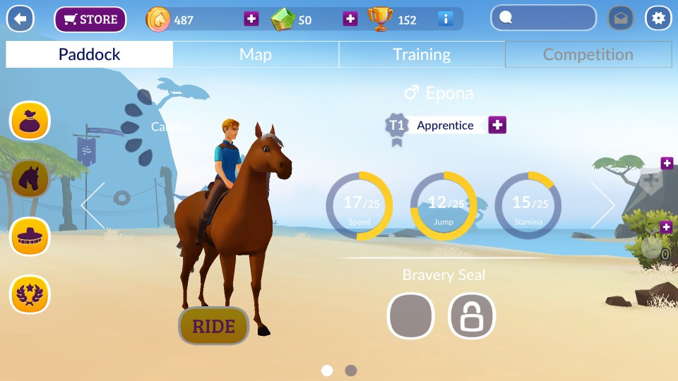 Horse Adventure: Tale of Etria androidアプリスクリーンショット3