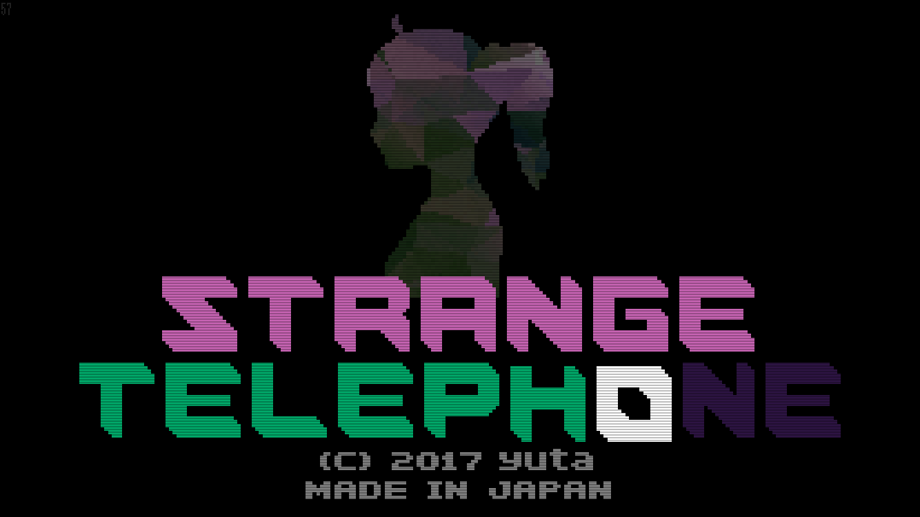 androidアプリ Strange Telephone攻略スクリーンショット1