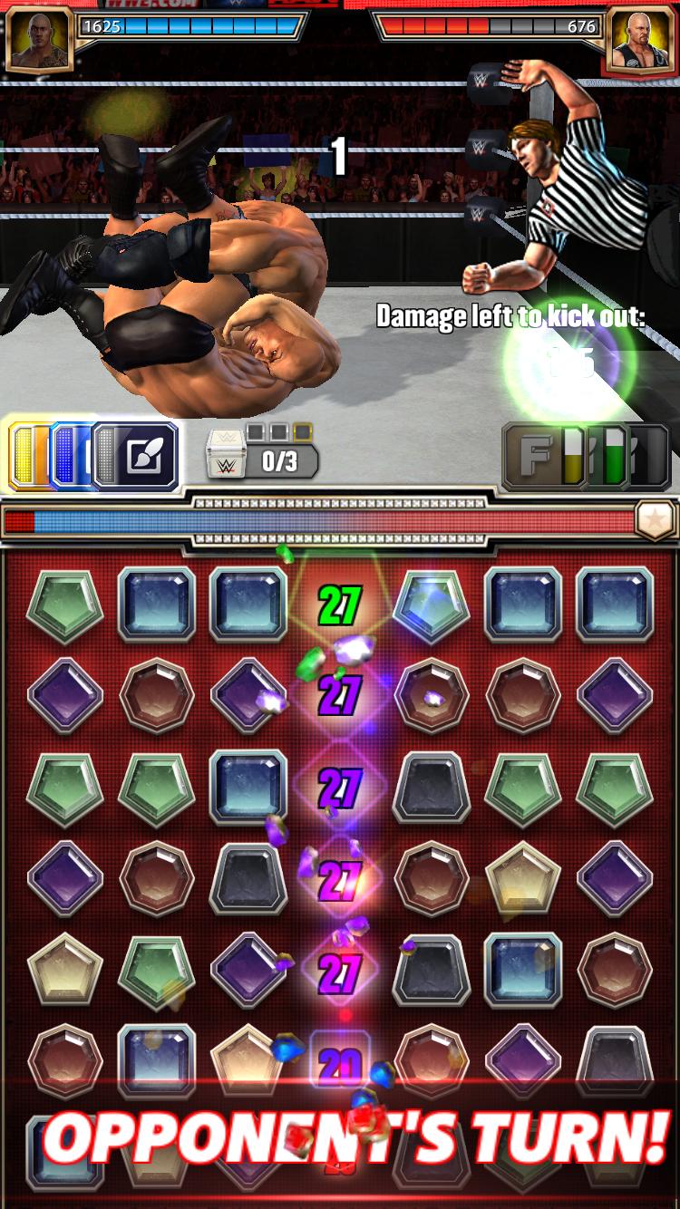 WWE Champions(WWE:チャンピオンズ) androidアプリスクリーンショット1