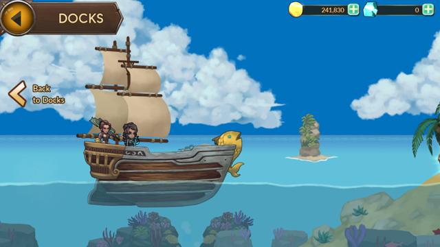 androidアプリ レイダースクエストRPG (Raiders Quest RPG)攻略スクリーンショット6