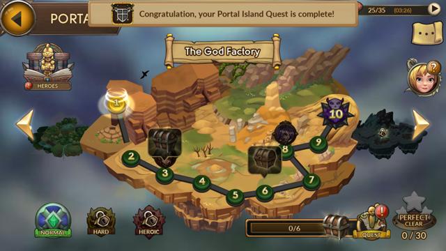 androidアプリ レイダースクエストRPG (Raiders Quest RPG)攻略スクリーンショット8