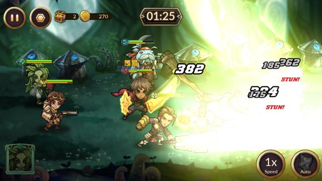 レイダースクエストRPG (Raiders Quest RPG) androidアプリスクリーンショット1
