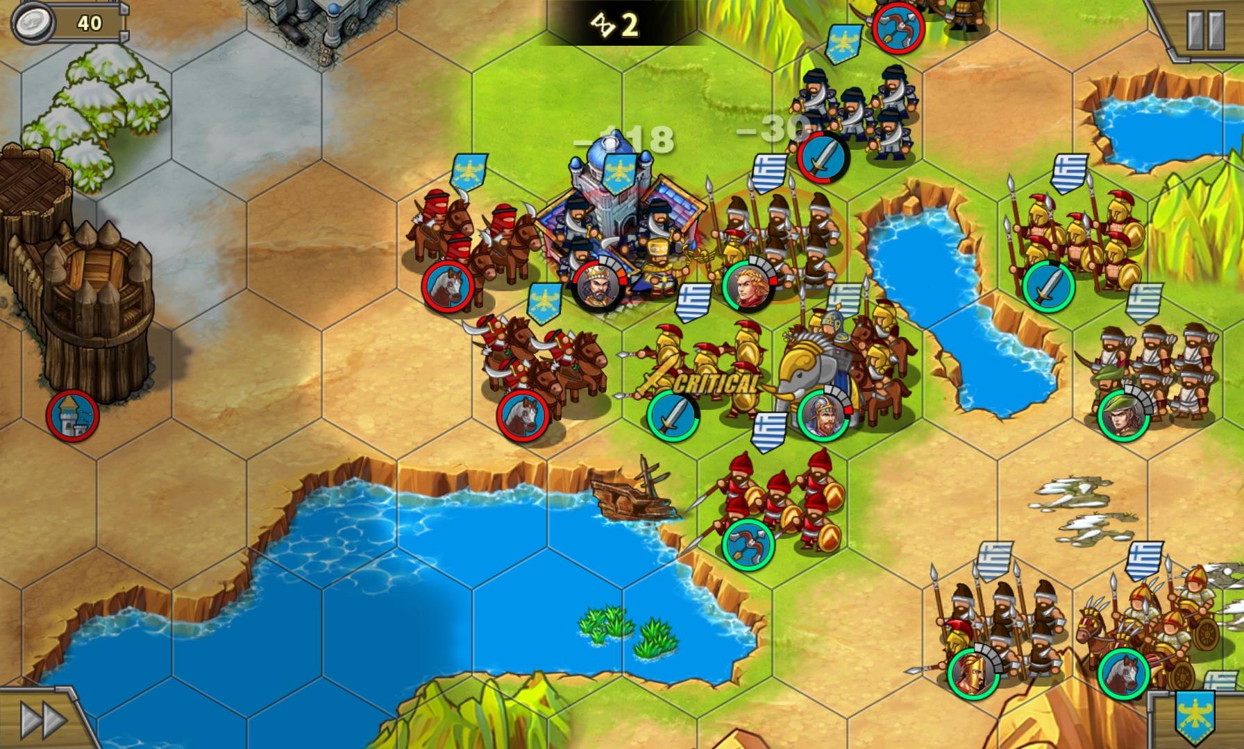 欧陸戦争5:帝国 androidアプリスクリーンショット1