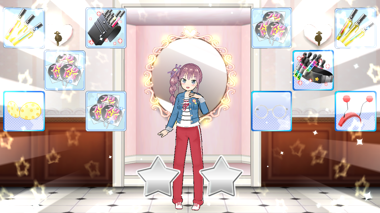 androidアプリ スクールスタードリーム~カミオシ!~攻略スクリーンショット4