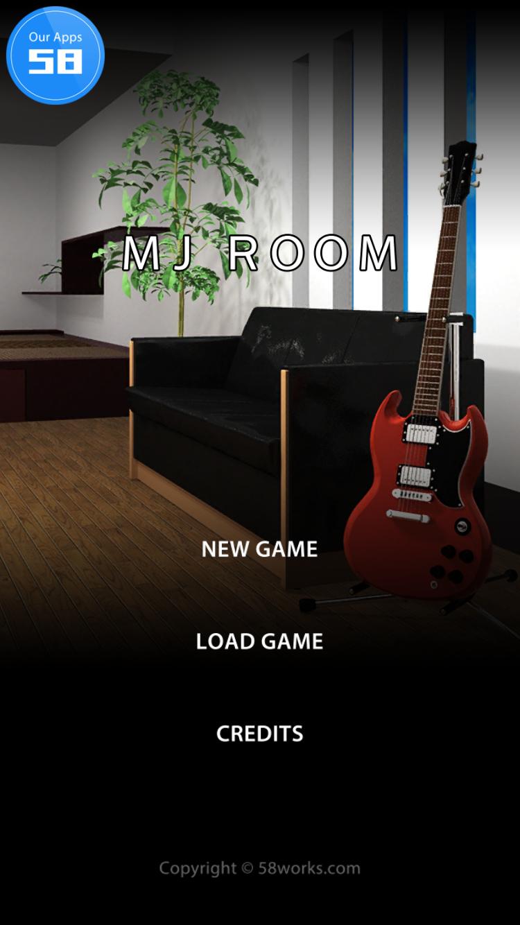 androidアプリ 脱出ゲーム MJ ROOM攻略スクリーンショット1