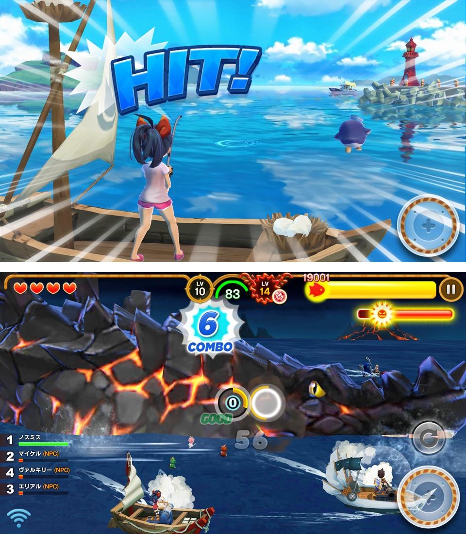 フィッシュアイランド2(Fish Island 2) androidアプリスクリーンショット1