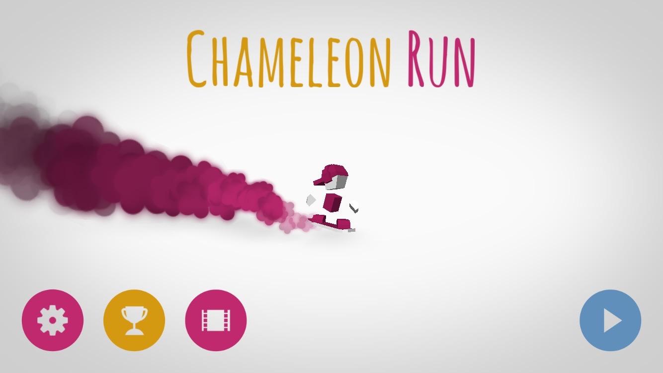 androidアプリ Chameleon Run(カメレオンラン)攻略スクリーンショット8