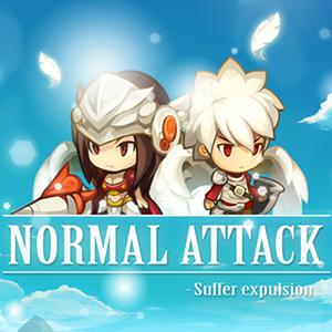通常攻撃の神(God of Attack)
