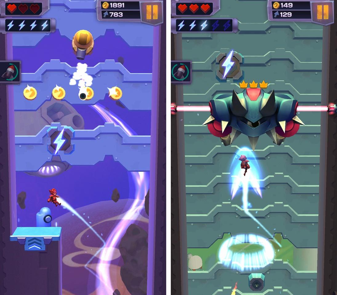 Dash Masters(ダッシュマスターズ) androidアプリスクリーンショット1