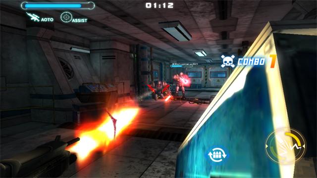 スペースアーマー2(Space Armor 2) androidアプリスクリーンショット1