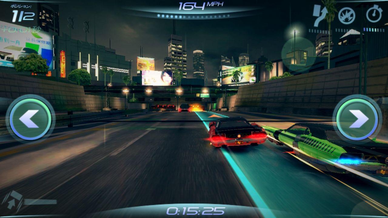 ライバルギア (Rival Gears Racing) androidアプリスクリーンショット1