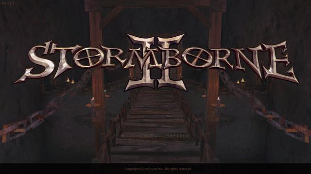 androidアプリ Stormborne2(ストームボーン2)攻略スクリーンショット1