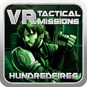 VR Tactic Mission HundredFires